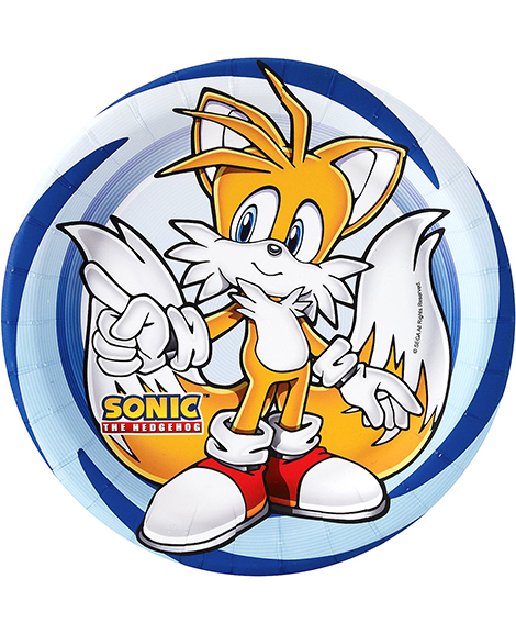 Sonic New DP