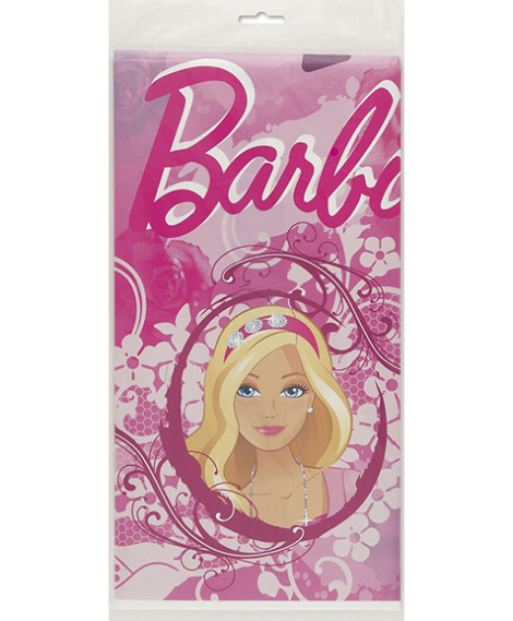 Barbie Unique Plastic Tablecover