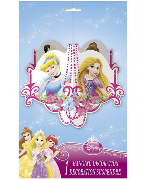 Disney Fanciful Princess Hanging Decoration