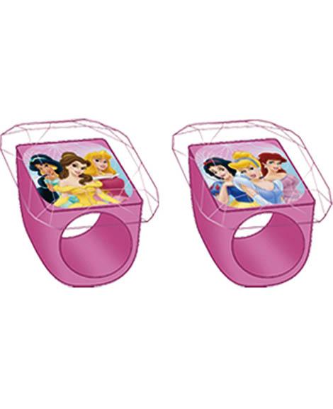 Disney Princess Party Favor Rings