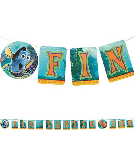 Finding Nemo Fantastic Fun Jointed Banner