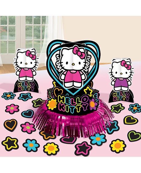 Hello Kitty Tween Table Decorating Kit