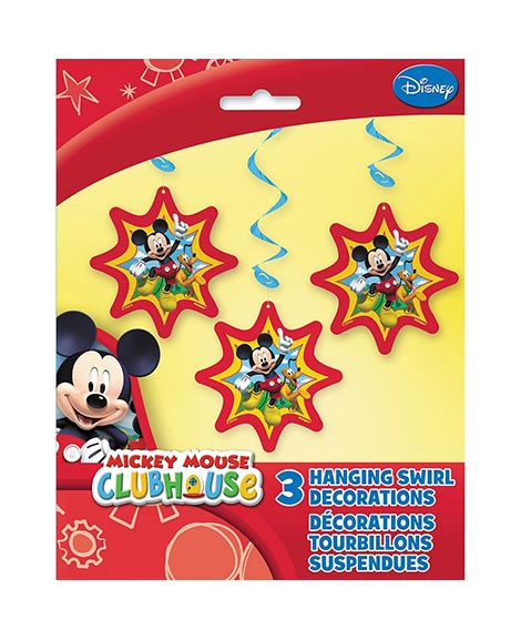 Mickey Fun And Friends Hanging Decorations
