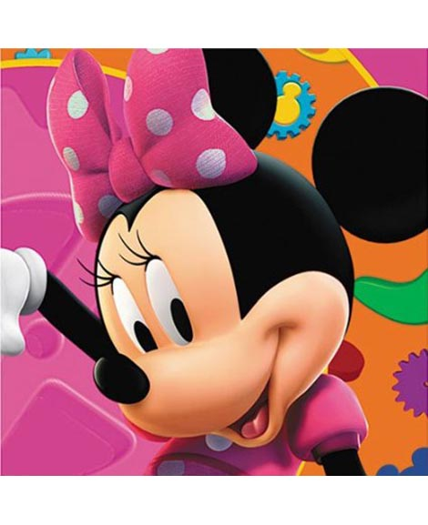Minnie Mouse Clubhouse Beverage Napkins