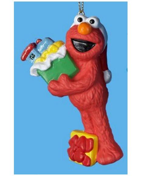 Elmo Sesame Street Christmas Ornament