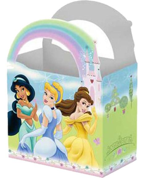 Disney Fairytale Friends Party Favor Treat Boxes