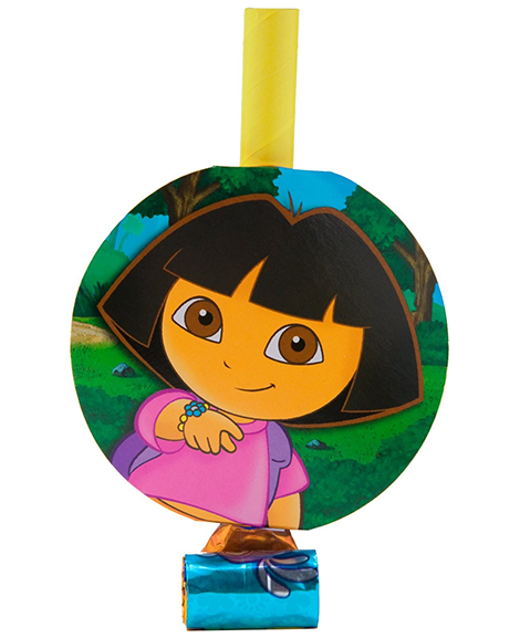 Dora and Friends Party Favor Blowouts