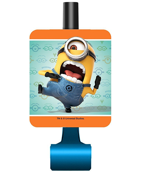 Despicable Me 2 Party Favor Blowouts