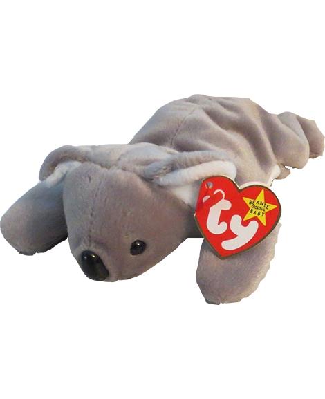 ec5d18a4330 Retired Ty Beanie Baby Mel The Koala Bear
