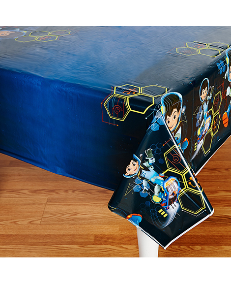 Miles From Tomorrowland Plastic Table Cover