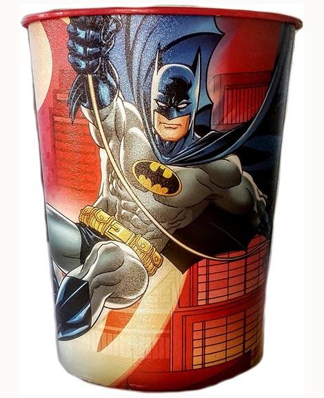 Batman Dark Knight Red Keepsake Favor Cup