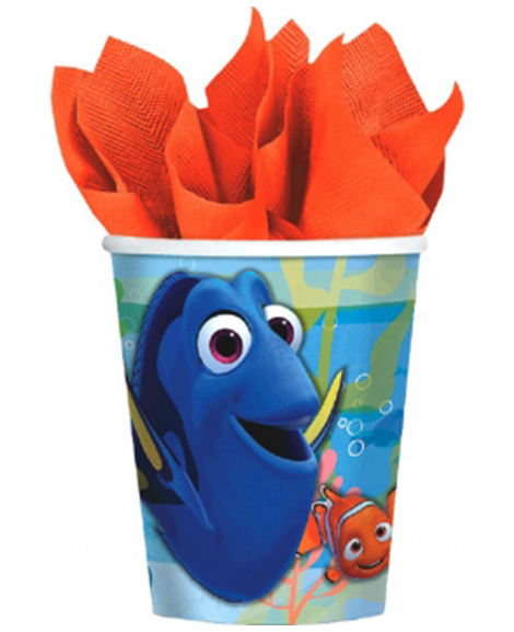 Finding Dory 9 oz Paper Cups