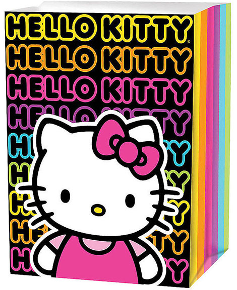 Hello Kitty Tween Small Treat Sacks
