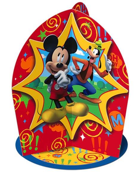 Mickey Fun And Friends Centerpiece