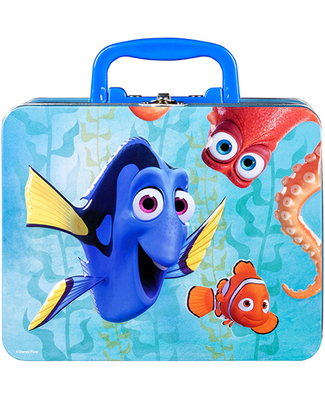 Finding Dory Lunch Tin with 24 pc Puzzle