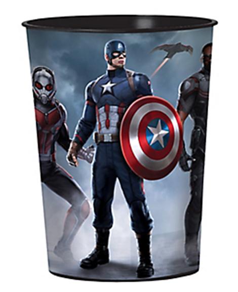 Captain America 3 Civil War Keepsake Favor Cup