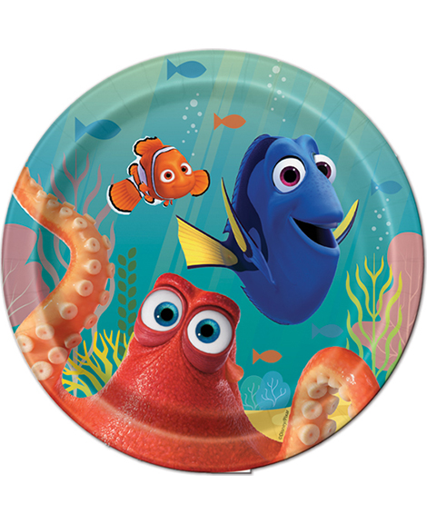 Finding Dory Unique Dessert Plates