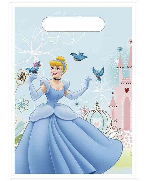 Cinderella Dreamland Party Favor Treat Bags