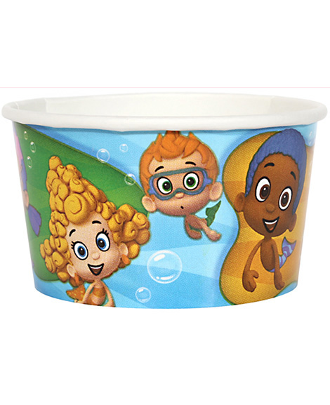Bubble Guppies Snack Cups
