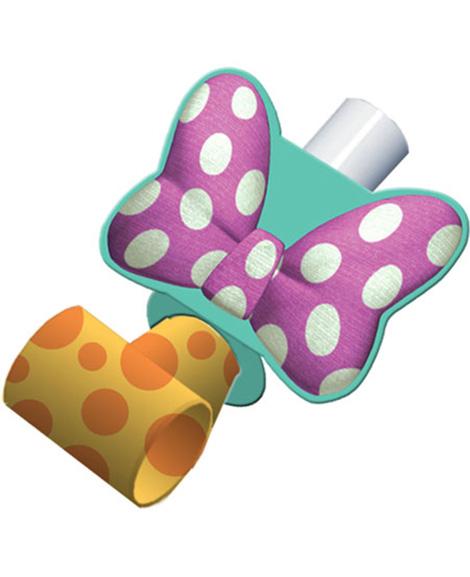 Minnie Mouse Bows Dreams Party Favor Blowouts