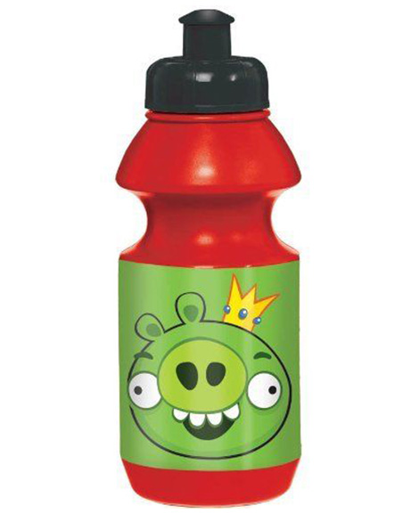 Angry Birds Movie 18 oz Plastic Water Bottle