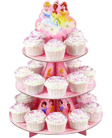 Disney Princess 3 Tier Cupcake StandDisney Princess 3 Tier Cupcake StandDisney Princess 3 Tier Cupcake Stand