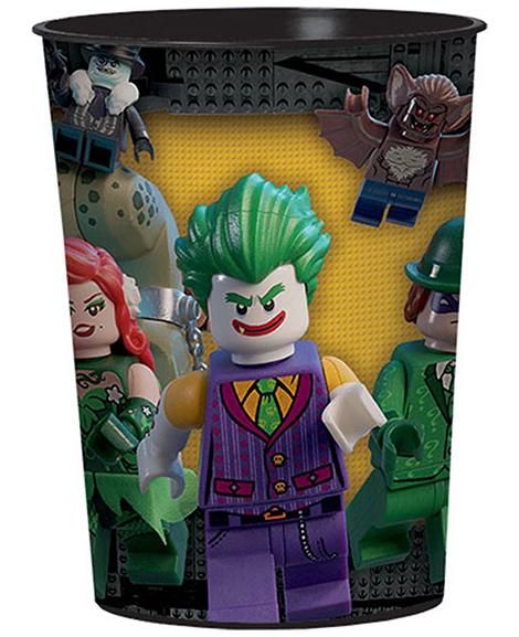 LEGO Batman Keepsake Favor Cup