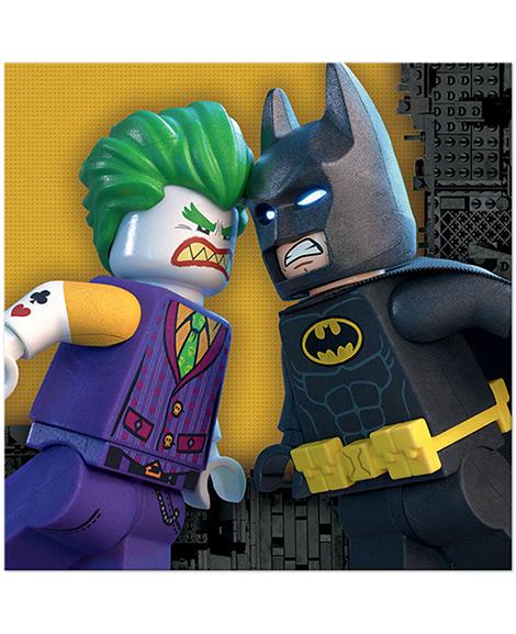 Lego Batman Lunch Napkins