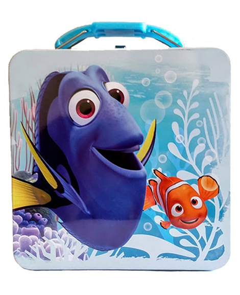 Finding Dory Carry All Tin Lunch Box