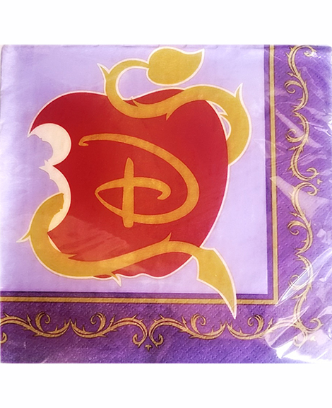 Descendants 2 American Greetings Lunch Napkins