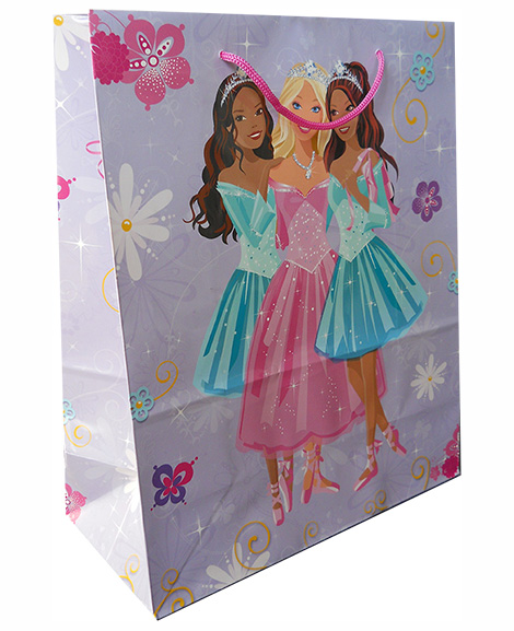 Barbie Perennial Large Gift Bag