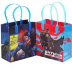 Batman vs Superman Party Gift Bags