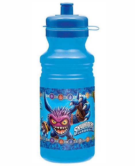 Skylanders 18 oz Plastic Water Bottle