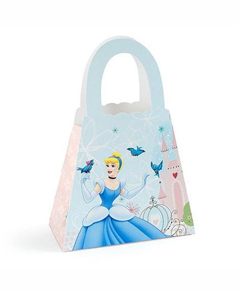 Cinderella Party Favor Treat Purse