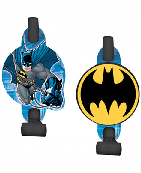 DC Batman Party Favor Blowouts