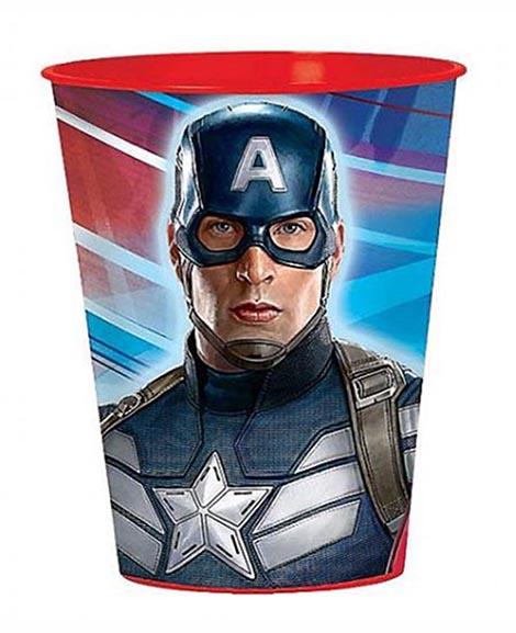 Captain America Winter Soldier Stadium Cup