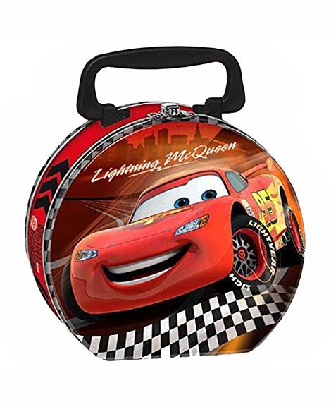 Cars Formula Racer Metal Tin Lunch Box