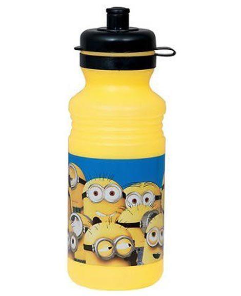 Despicable Me Minions 18 oz Water Bottle