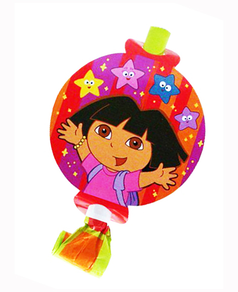 Dora Star Catcher Party Favor Blowouts
