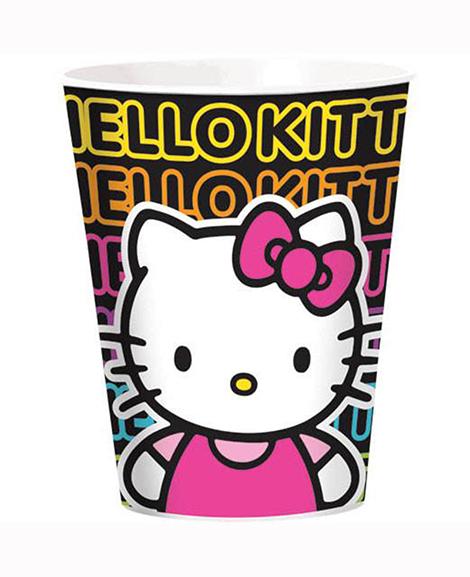 Hello Kitty Tween Neon Keepsake Stadium Favor Cup