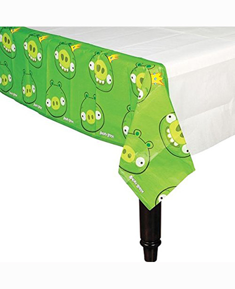 Angry Birds Paper Table Cover