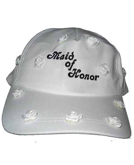 Maid of Honor Bridal Bridal Embroidered Baseball Cap