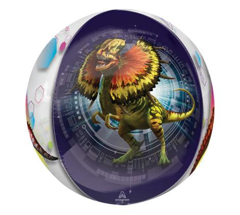 Jurassic World Dinosaur Orbz XL Round Balloon