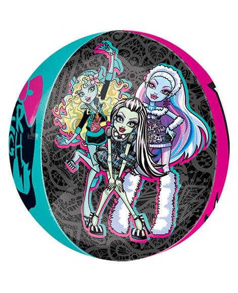 Monster High Orbz XL Mylar Balloon