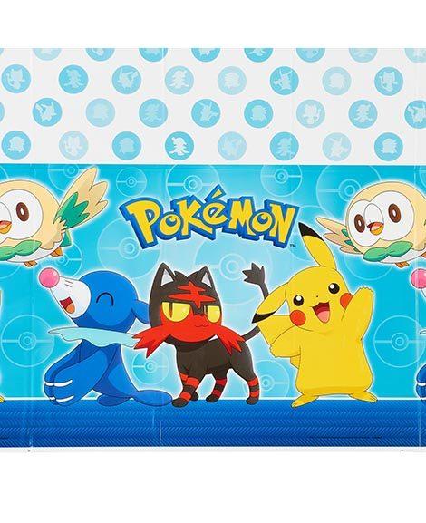Pokemon Core Plastic Table Cover