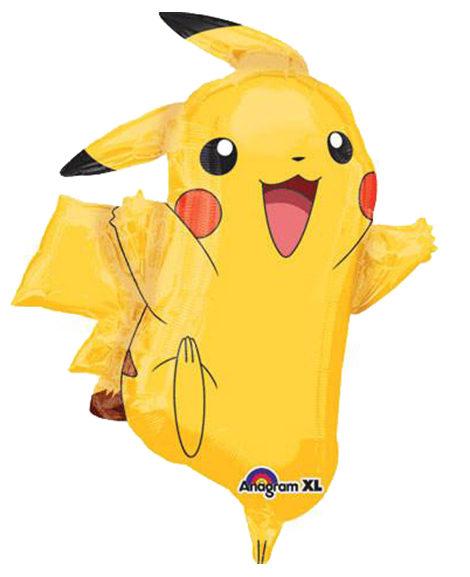 Pokemon Pikachu Super Sized 41 Inch Mylar Balloon