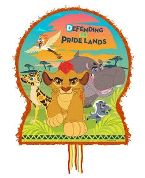 Lion Guard Pull String Pinata