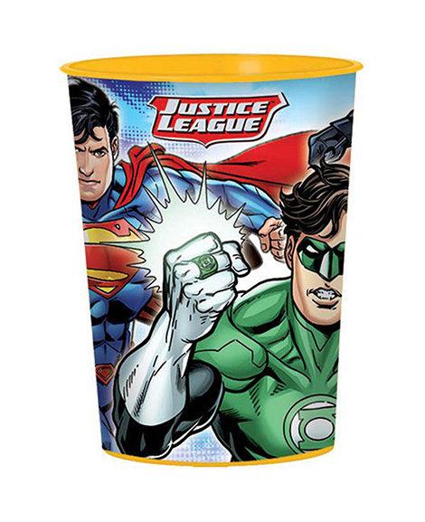 Justice League Keepsake Party Favor Stadium Cup