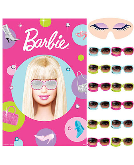 Barbie All Dolled Up Party Game